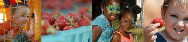 StrawberryFest_collage
