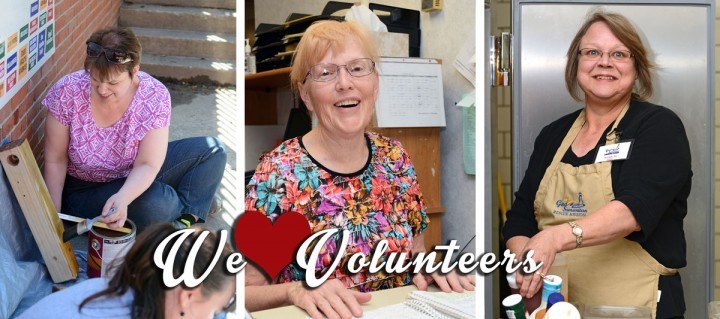 volunteer at Good Samaritan Rescue Mission