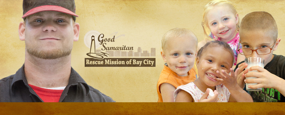 About Good Samaritan Rescue Mission