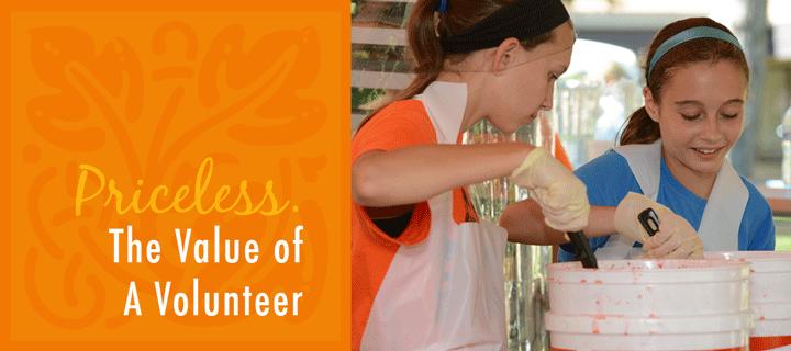 volunteer at Good Samaritan Rescue Mission